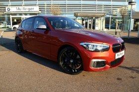 BMW M140i Special Ed. Sp.-Aut. Navi ad.LED H/K DAB
