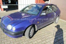TOYOTA Corolla 1.4 - KLIMA - 117'000 KM -