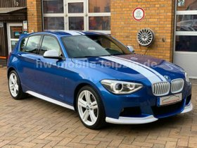 BMW 116i M-Paket mit AC-Schnitzer Styling BiXenon
