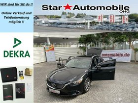 MAZDA 6 SKYACTIV-D 2.2-RFK-LED-HEAD-UP-SH-E.SD-EURO 6