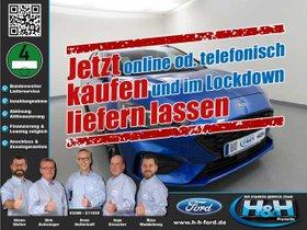 FORD Focus Turnier 1.5 EcoBlue Aut. ST-LINE (AHK+iLED)