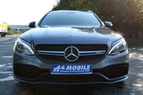 MERCEDES-BENZ C 63 S T AMG Drivers Pack. Performance AGA 360°