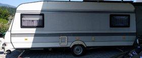Wohnwagen Hobby De Luxe 530 TK