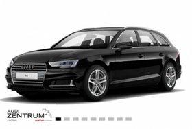 Audi A4 Avant 2,0 TFSI sport MMI Navi plus, Matrix