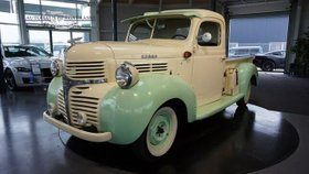 DODGE 1942 Pick up V6 - Finanzierung mgl.ab.1,99%
