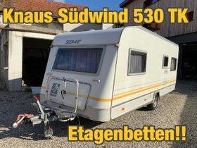 Knaus Südwind mit Etagenbetten, Top Zustand!