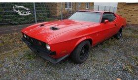 FORD Mustang V 8 Mach 1