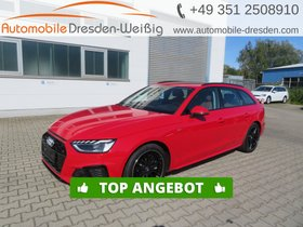 Audi A4 Avant 45 TFSI quattro S line-Navi-HeadUp-Pano