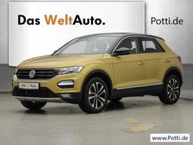 Volkswagen T-Roc 1,5 TSI BMT IQ.DRIVE APP Kamera beats