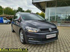 VW Touran 2.0 TDI BMT DSG Comfortl. ParkAssist Navi