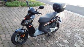 Derbi Variant Sport 125