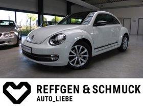 VW BEETLE CLUB AUTOMAT+KLIMA+NAV+KAMERA+KEYLESS+TÜV