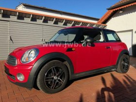 MINI One Chili Red 1.Hd 3tr.Sitzheizung Klimaauto Top