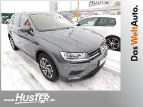 VW Tiguan 'SOUND' 1.4 TSI BMT, LED, Navi, AHK, Assi