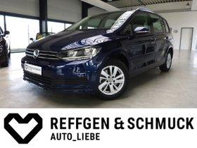 VW TOURAN COMFORT+KLIMA+7SITZ+KINDERSITZ+EINPARHILF