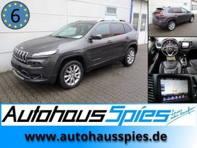 JEEP CHEROKEE 2.2 MJ EURO6 LIMITED 4WD AT ACT.DRIVE I ACC LEDER