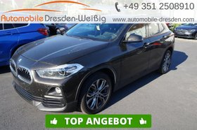 BMW X2 sDrive 18 i Advantage Plus-Navi-Kamera-DAB-