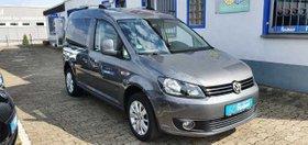 VW Caddy DSG Soccer Comfortline Sitzheizung 1.6 TDI (5-Si.) DSG Comfortline Clima Sitzheizung Parkhilfe