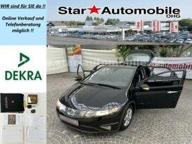 HONDA Civic 1,4 iDSI 61 kW KAT-6.GANG-SERVO-KLIMA-ABS-