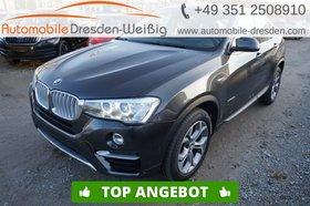 BMW X4 xDrive30d xLine-Navi-HeadUp-Pano-Bi Xenon-