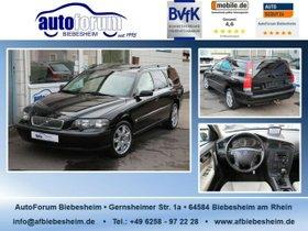 VOLVO V70 2.5 T AWD Standh-Glasdach-abn.AHK-Leder-...