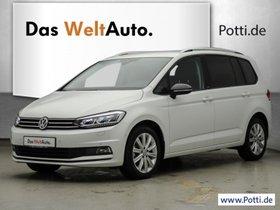 Volkswagen Touran 2,0 TDI BMT IQ.Drive 7-Sitzer ACC LED