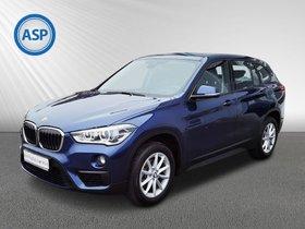 BMW X1 sDrive 18i LED+NAVI-PLUS+LEDER+M-LENKRAD