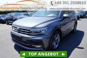 VW Tiguan Allspace 2.0 TDI Highline 4WD R Line-Pano