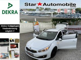 KIA Ceed Sportswagon 1.6 CRDI DreamTeam-WINTER P-RFK