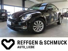 VW BEETLE DESIGN+KLIMA+NAVI+ALU+EINPARKHILFE+BLUETO