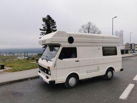 VW LT 281D Camper Bus