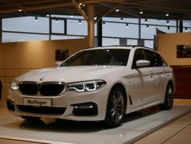BMW 530d T.M Sport Ad-LED Standh.DrivAs.Pano RFK AHK