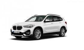 BMW X1 sDr18d Sports. LED DrivAss+.ACC Navi+ HUD DAB