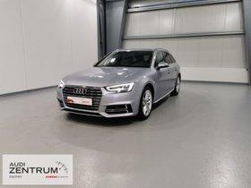 Audi A4 Avant 2,0 TDI sport S line Euro 6, MMI Navi