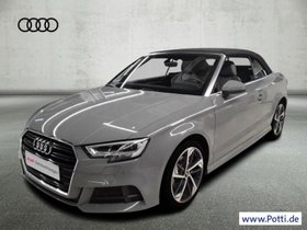 Audi A3 Cabriolet 1,5 TFSi sport S-line competition