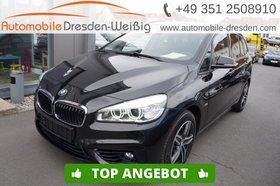 BMW 218 Gran Tourer d xDrive Sport Line-Nav-HiFi-DAB