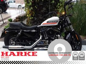 HARLEY DAVIDSON XL 1200 X Sportster Forty Eight 48 ABS Special