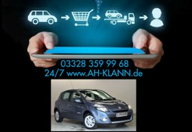 RENAULT Clio III 1.2 75PS Dynamique Navi Standheizung