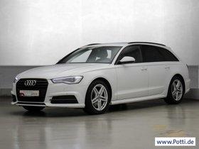 Audi A6 Avant 2,0 TDi AHK Leder Navi