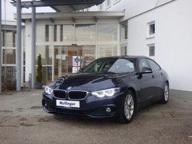 BMW 420i GranCoupe Leder AdLED DrivAs.HUD Navi Speed
