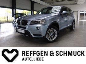 BMW X3 20D AUTOMATIK+KLIMA+LEDER+NAVI+XENON+AHK+TÜV+