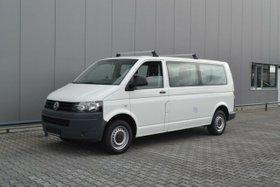 VW T5 Transporter Kombi lang Klima 8 Sitze