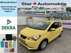 SEAT Mii Style 1.0-ELEKTRIK + SITZ PAKET-KLIMA-EU 6!!