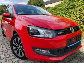 VW Polo 1.4 TDI BlueMotion-EURO 6-KLIMA-TEMPOMAT