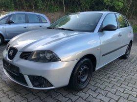 SEAT Ibiza 1.4 Reference-LPG-Klima