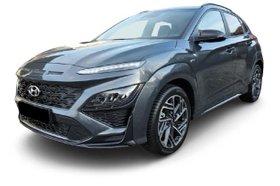 Hyundai KONA N-Line Autom-Leder-Pano-Shz-PDC-Navi-KRE...