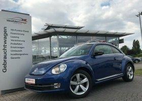 VW The Beetle 2.0 TDI DPF Sport 17