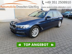 BMW 520 d Touring xDrive-Navi Prof-Leder-ACC-360°