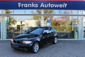 BMW 116i+Klimaautomatik+PDC+Scheckheftgepflegt