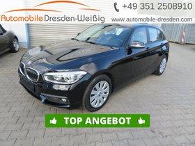 BMW 116 d Efficient Dynamics Advantage-LED-Navi-